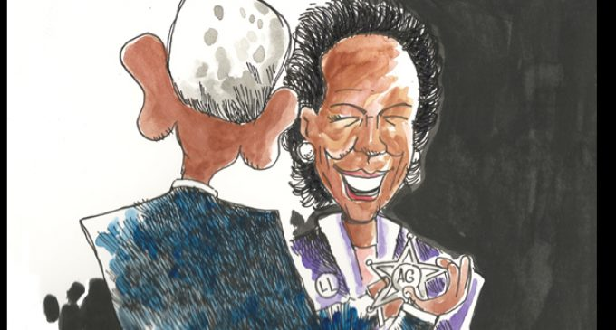 LETTERS TO THE EDITOR: Loretta Lynch and Salvation Army Rezoning