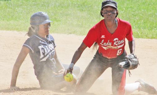 Lady Rams offensive display not enough to prevent season-ending loss