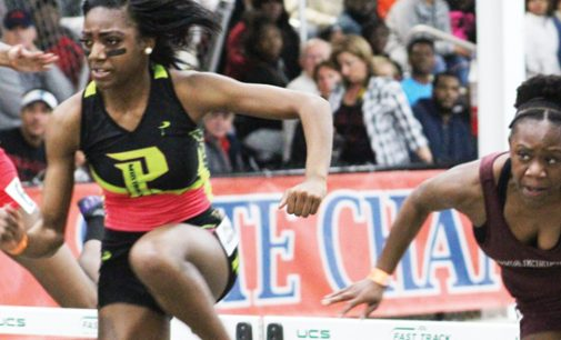 Stellar track career ending for Parkland's Williams