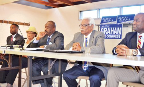 12th District hopefuls plead their cases to W-S voters