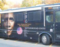 Tour asks for R.E.S.P.E.C.T.  for President Obama