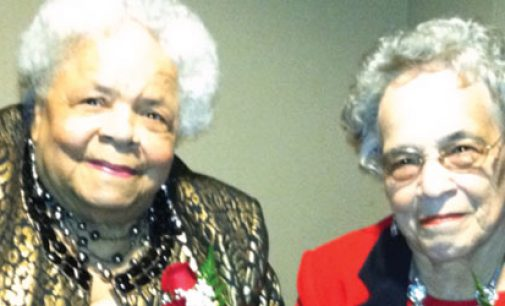 80th Birthday Celebration Held for Twins