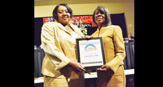 Community Service Award Honoree:  Rev. Eyvette  Abbott