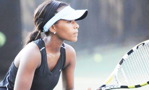 WSSU signs tennis talent