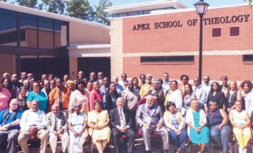 Locals attend Apex's Fall Intensive