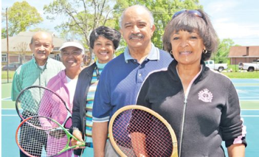 Honor for First Family of Tennis