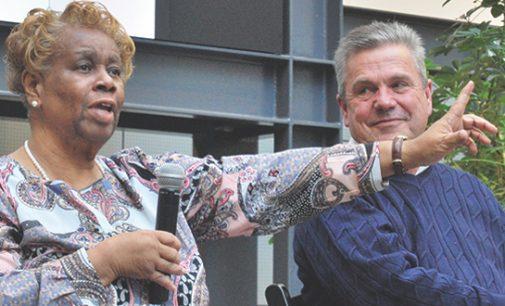Panelists recall life for black people in tobacco district neighborhoods