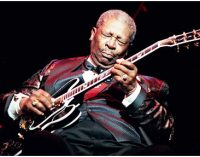 B.B. King, who died at age 89, reigned in blues kingdom