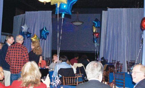 Local Dems host their own ball