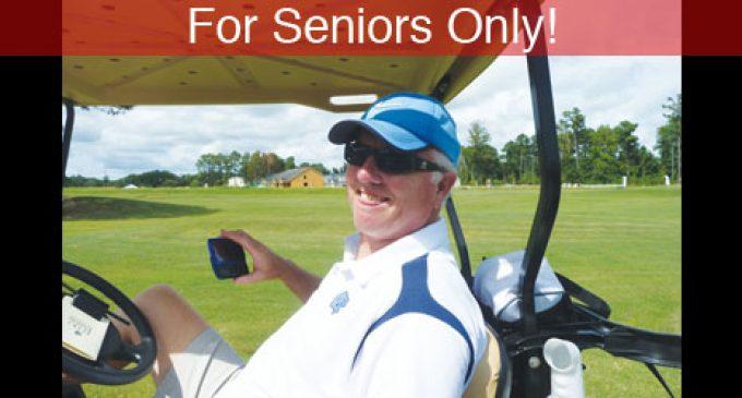 For Seniors Only!  Senior Spotlight: Sam Barbee
