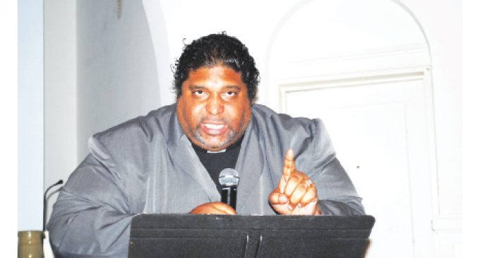 State NAACP leader  honored for fighting for all
