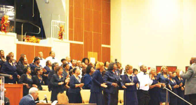 Big 4 Choir headed to Clinton