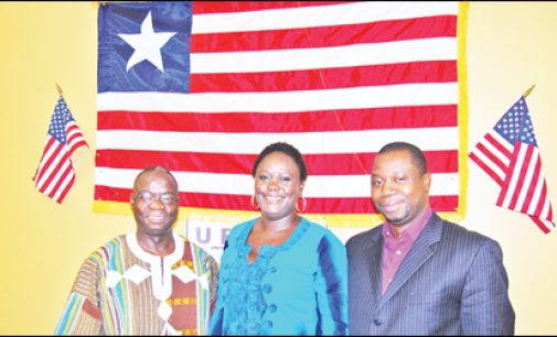 Convention brings dozens of Liberians to Winston