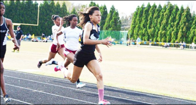 Brooks looks to further ascend on the track