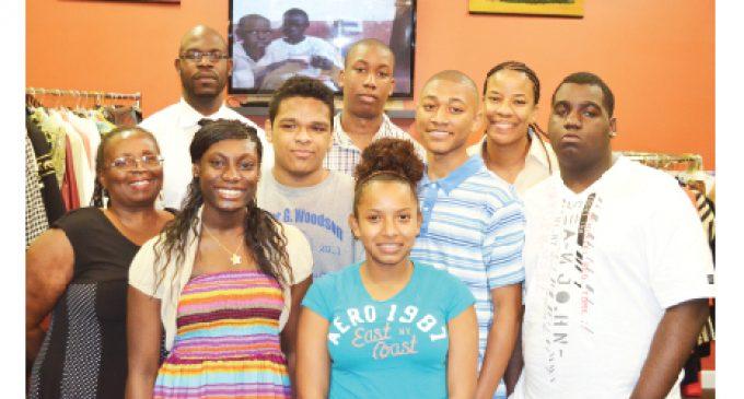 Charter school students headed to Kenya