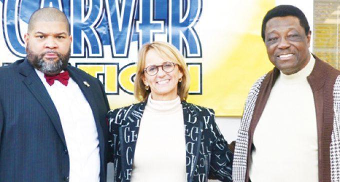 Stable Carver leader sought