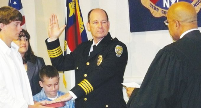Public to get say in police chief selection process