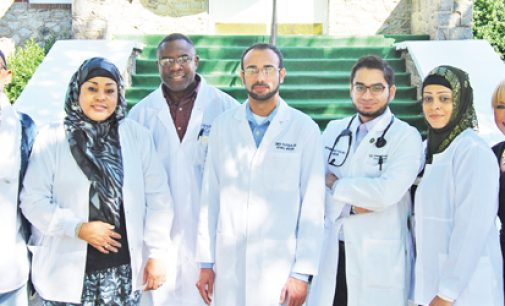 Mosque continues tradition of free medical care