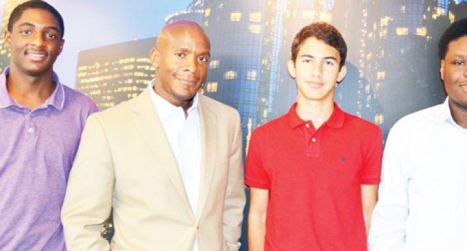 Davenport hopes internships help foster success