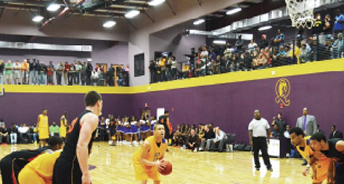 QEA breaks-in new gym with big win