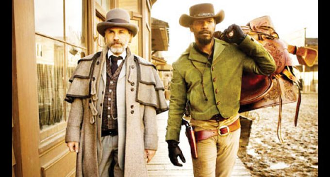 Django: Part Blaxploitation, All Genius
