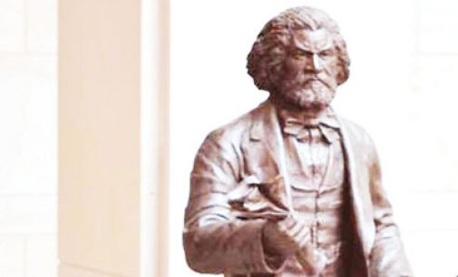 Likeness of Douglass dedicated at Capitol