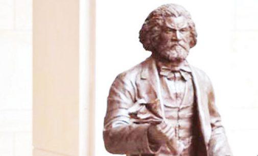 Likeness of Douglass dedicated at Capitol