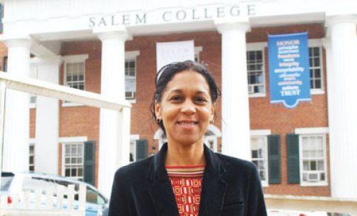 Professor pens bio about her hometown hero
