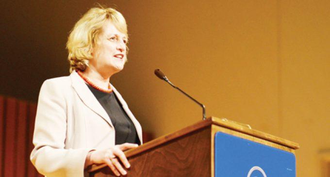 New Salem president starts July 1