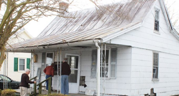State's oldest house discovered in Edenton