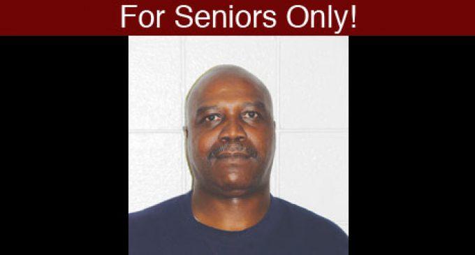 For Seniors Only! 'Senior Spotlight': Rob Little