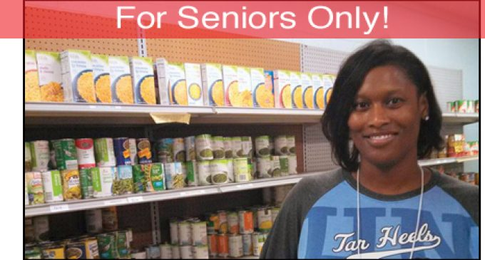 For Seniors Only!: Volunteers Needed!