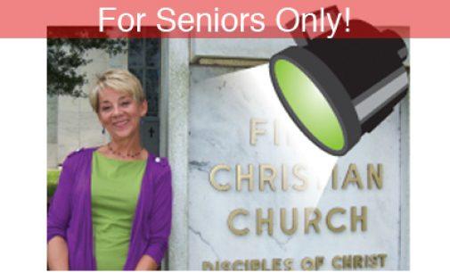 For Seniors Only!  Senior Spotlight-Susan Meny