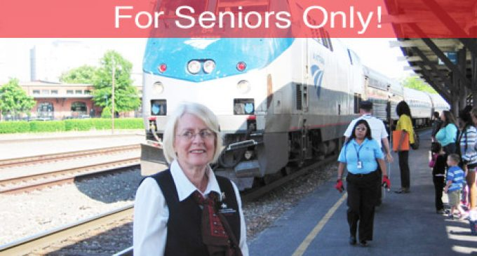 For Seniors Only: All Aboard!