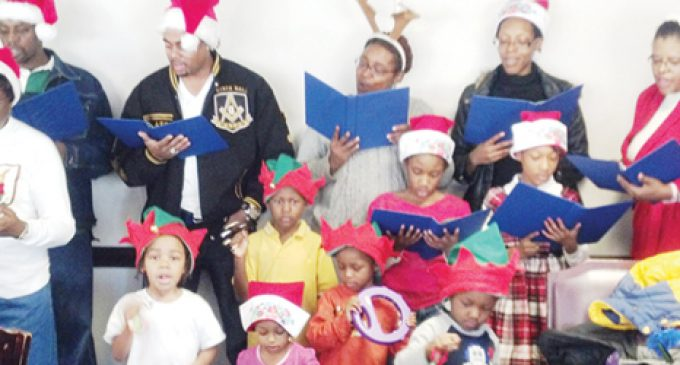 Faith Unity Brings Sound of Christmas to Somerset Court