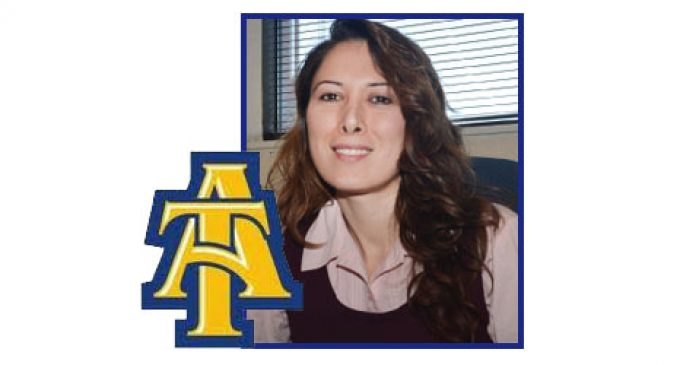 A&T's Fini named top leader under 40