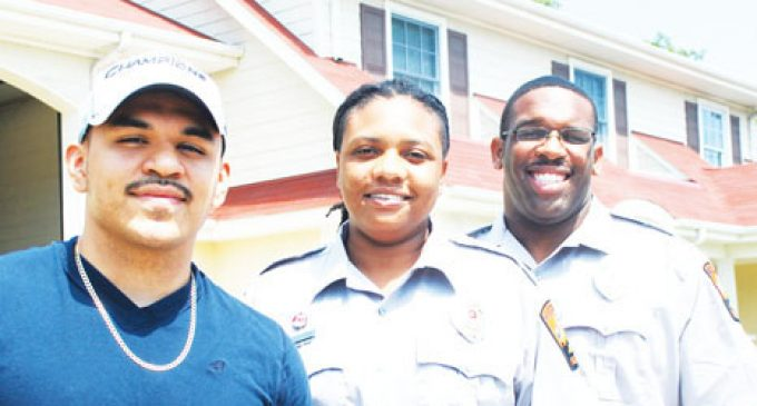 Fire Department makes push for greater diversity