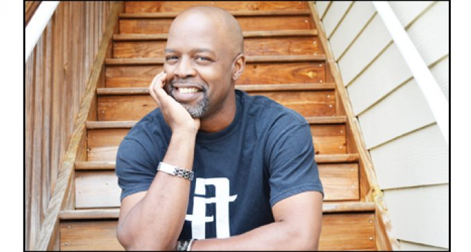 Side-splitting laughs promised by local funnyman