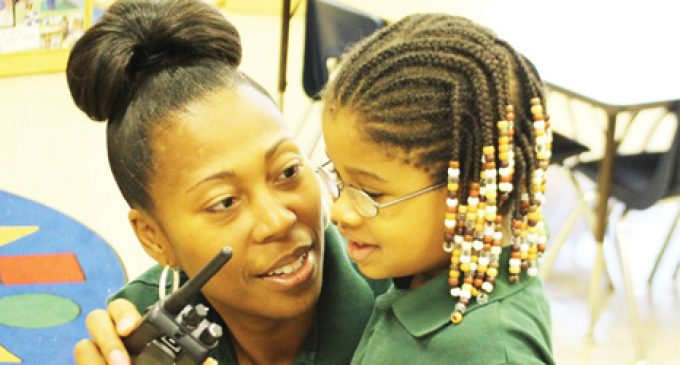 New principal aims to make a difference