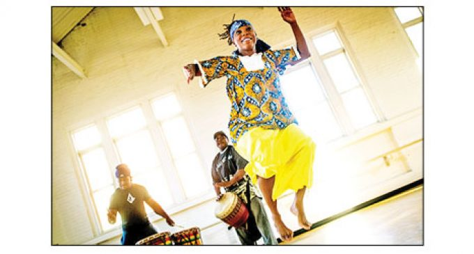 Gee to bring piece of Africa to UNCG