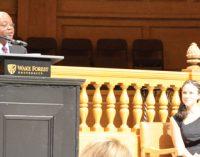 Harris-Perry returns to alma mater to urge freshmen to speak-out