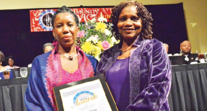 Curator of the Arts Honoree:  Cheryl  Harry