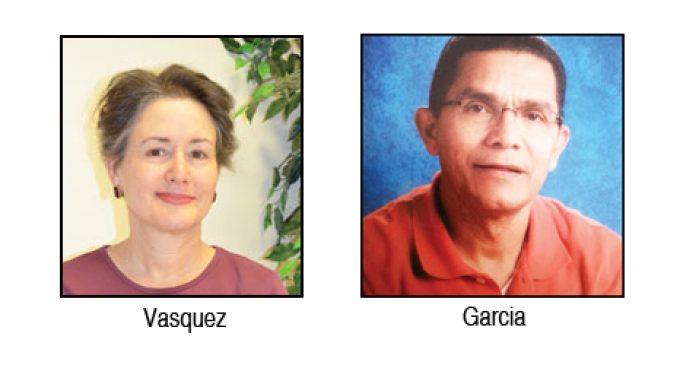 Hispanic hopefuls in the running