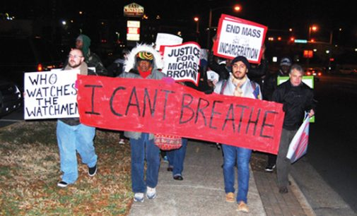Editorial: Will Black Lives Still Matter in '15?