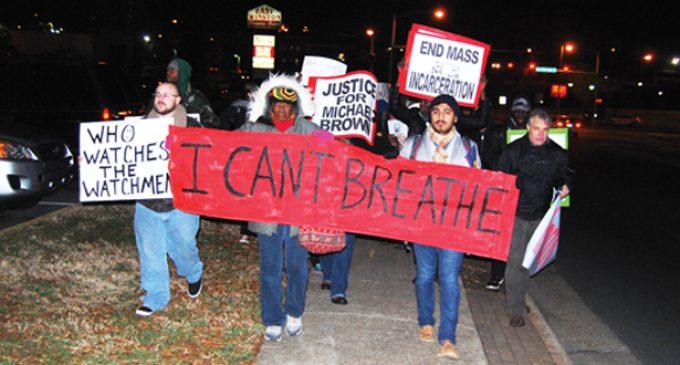 Editorial: Will Black Lives Still Matter in '15?