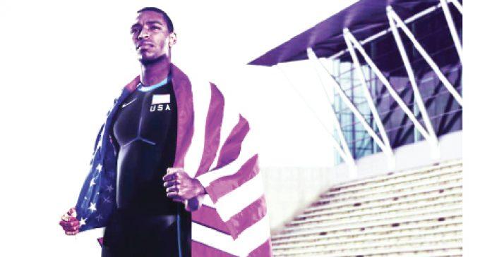 Olympic champion Jones to speak at A&T