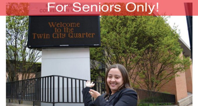 For Seniors Only: Don't Call It A Job!