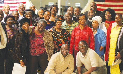 Liberians give thanks for  Winston-Salem's support