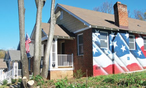 Homes 4 Our Heroes celebrates successful project