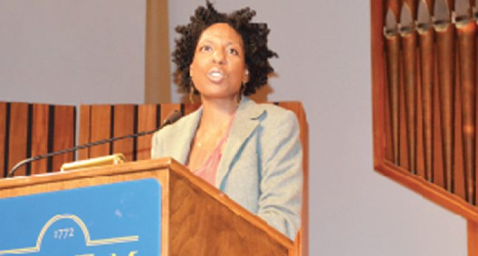 'Hattie' author shares her story at Salem